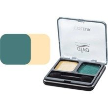 Duet cieni do powiek 06 - Autumn Forest 4g ALVA