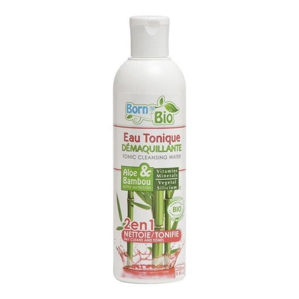 Tonik BIO Aloes i Bambus 250ml BORN TO BIO