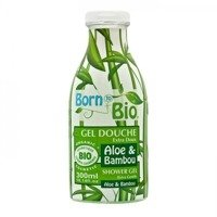 "Żel pod prysznic BIO ""Aloes & Bambus"" 300ml BORN TO BIO"